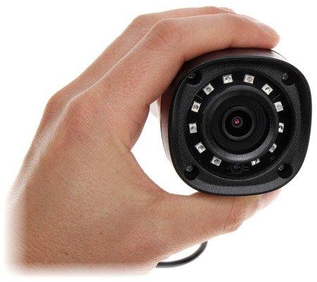 KAMERA AHD, HD-CVI, HD-TVI, PAL DH-HAC-HFW1220RMP-02 80B - 1080p 2.8mm DAHUA
