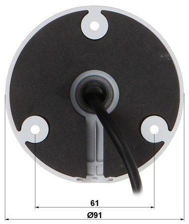 KAMERA AHD, HD-CVI, HD-TVI, PAL DH-HAC-HFW2501TP-Z-A -27135 - 5Mpx 2.7... 13.5mm - <strong>MOTOZOOM </strong>DAHUA