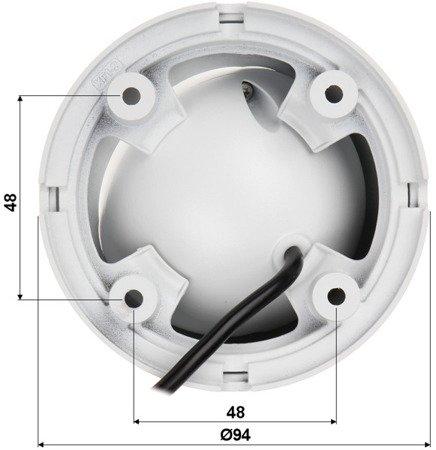 KAMERA AHD, HD-CVI, HD-TVI, PAL DH-HAC-T2A21-0360B - 1080p 3.6mm DAHUA