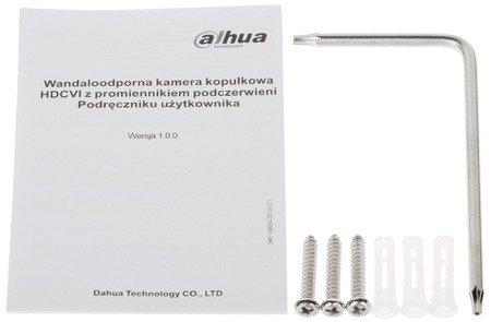 KAMERA WANDALOODPORNA AHD, HD-CVI, HD-TVI, PAL DH-HAC-HDBW2501RP-Z- 27135 - 5Mpx 2.7... 13.5mm - <strong>MOTOZOOM </strong>DAHUA