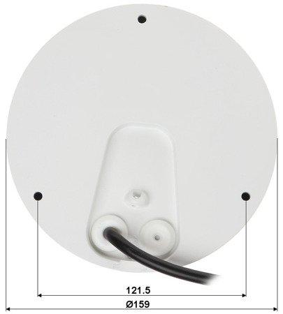 KAMERA WANDALOODPORNA HD-CVI, PAL DH-HAC-HDBW3802EP-Z -3711 - 8.3Mpx, 4K UHD 3.7... 11mm - <strong>MOTOZOOM </strong>DAHUA