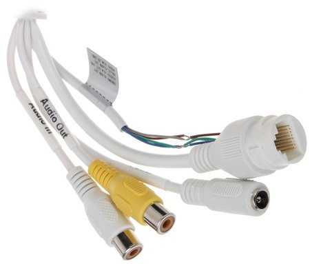 KAMERA WANDALOODPORNA IP DH-IPC-HFW4631TP-A SE-0280B - 6.3Mpx 2.8mm DAHUA