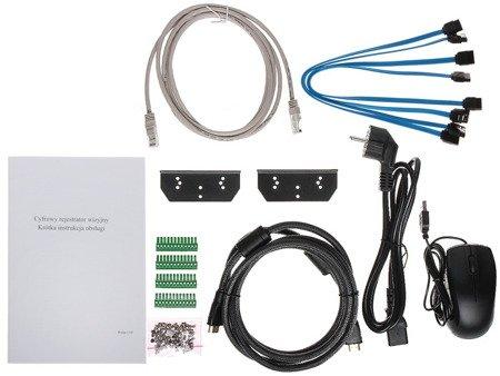 REJESTRATOR AHD, HD-CVI, CVBS, TCP/IP DHI-HCVR8416L-S3 16 KANAŁÓW DAHUA