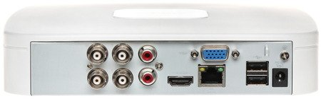 REJESTRATOR AHD, HD-CVI, HD-TVI, CVBS, TCP/IP DHI-XVR5104C-X 4 KANAŁY DAHUA
