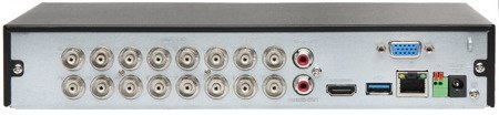 REJESTRATOR AHD, HD-CVI, HD-TVI, CVBS, TCP/IP DHI-XVR5116HS-X 16 KANAŁÓW DAHUA