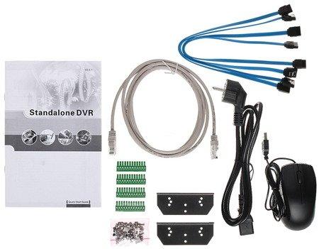 REJESTRATOR AHD, HD-CVI, HD-TVI, CVBS, TCP/IP DHI-XVR5432L-X 32 KANAŁY DAHUA