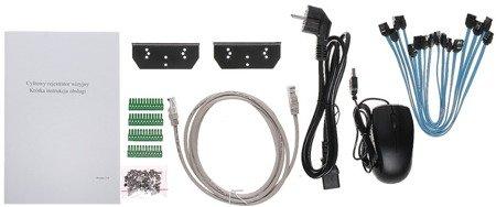 REJESTRATOR AHD, HD-CVI, HD-TVI, CVBS, TCP/IP DHI-XVR7816S-4KL-X 16 KANAŁÓW DAHUA